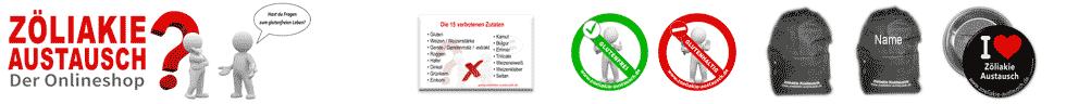 WebShop Zöliakie Austausch-Logo